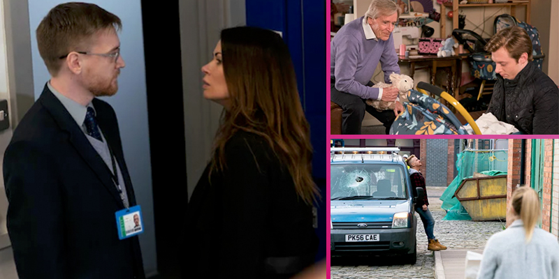 FIRST LOOK: Next week's Coronation Street in pictures