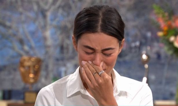 Montana Brown breaks down over final text from Mike Thalassitis