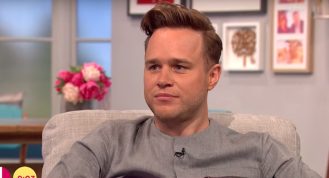 Olly Murs opens up about undergoing therapy for anxiety
