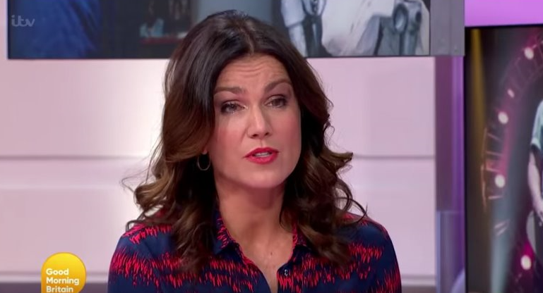Susanna Reid 'ups security in her home after TWO burglaries in a month'