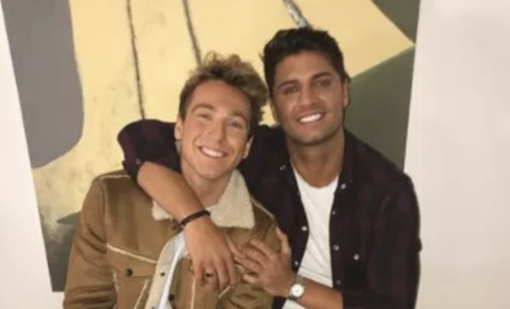 Celebs Go Dating's Sam Thompson wishes he 'could have done more' for Mike Thalassitis