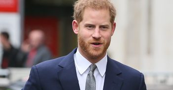 Prince Harry, Duke Of Sussex Arriving To Attend The Veteran's Mental Health Conference At King's College - London