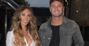 Megan McKenna and Mike Thalassitis