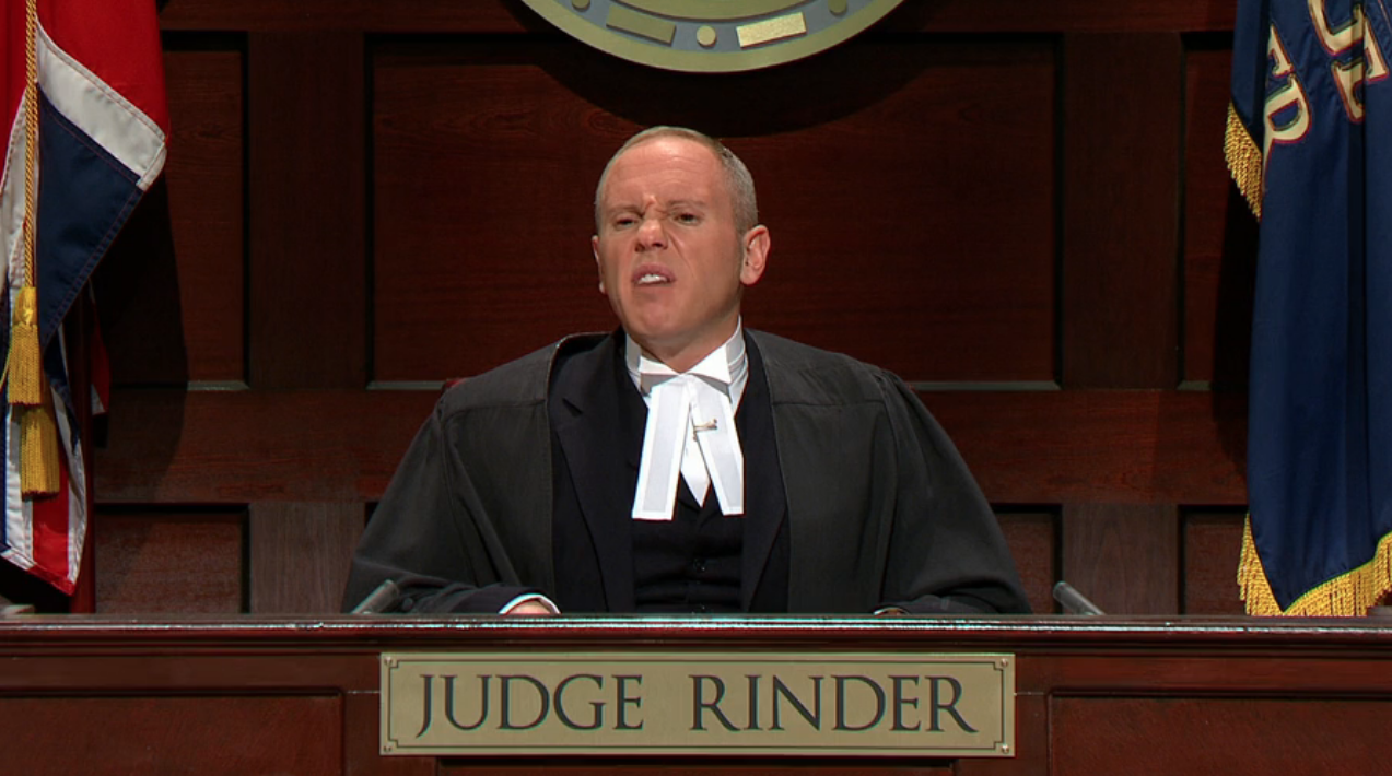Judge Rinder viewers in hysterics as Gogglebox star appears in court and defendant has a meltdown
