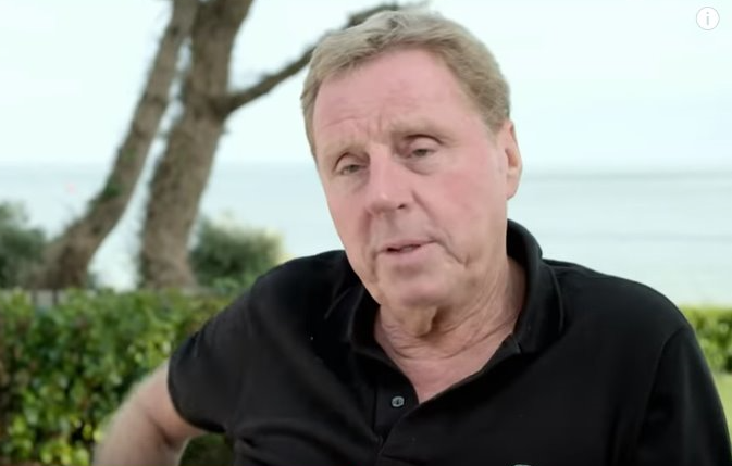 Viewers praise Harry Redknapp's new show for shining a light on mental health