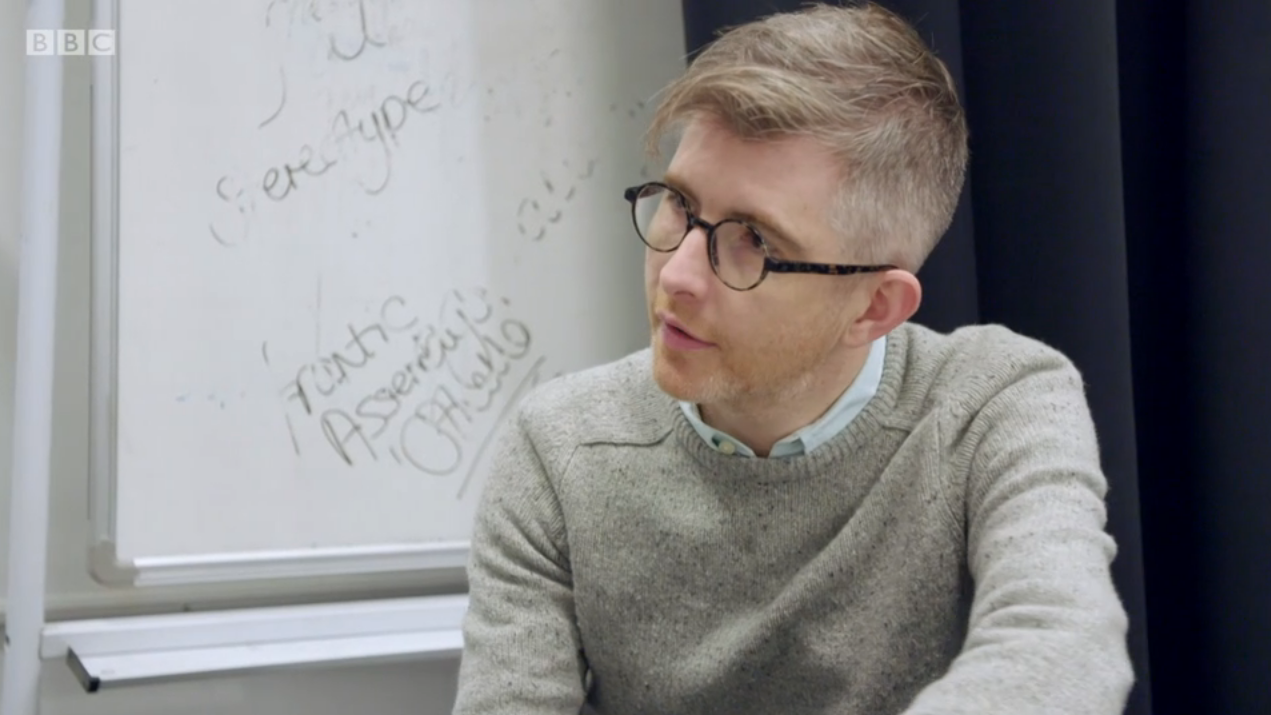 Gareth Malone had to see a therapist while making Grenfell Tower programme The Choir