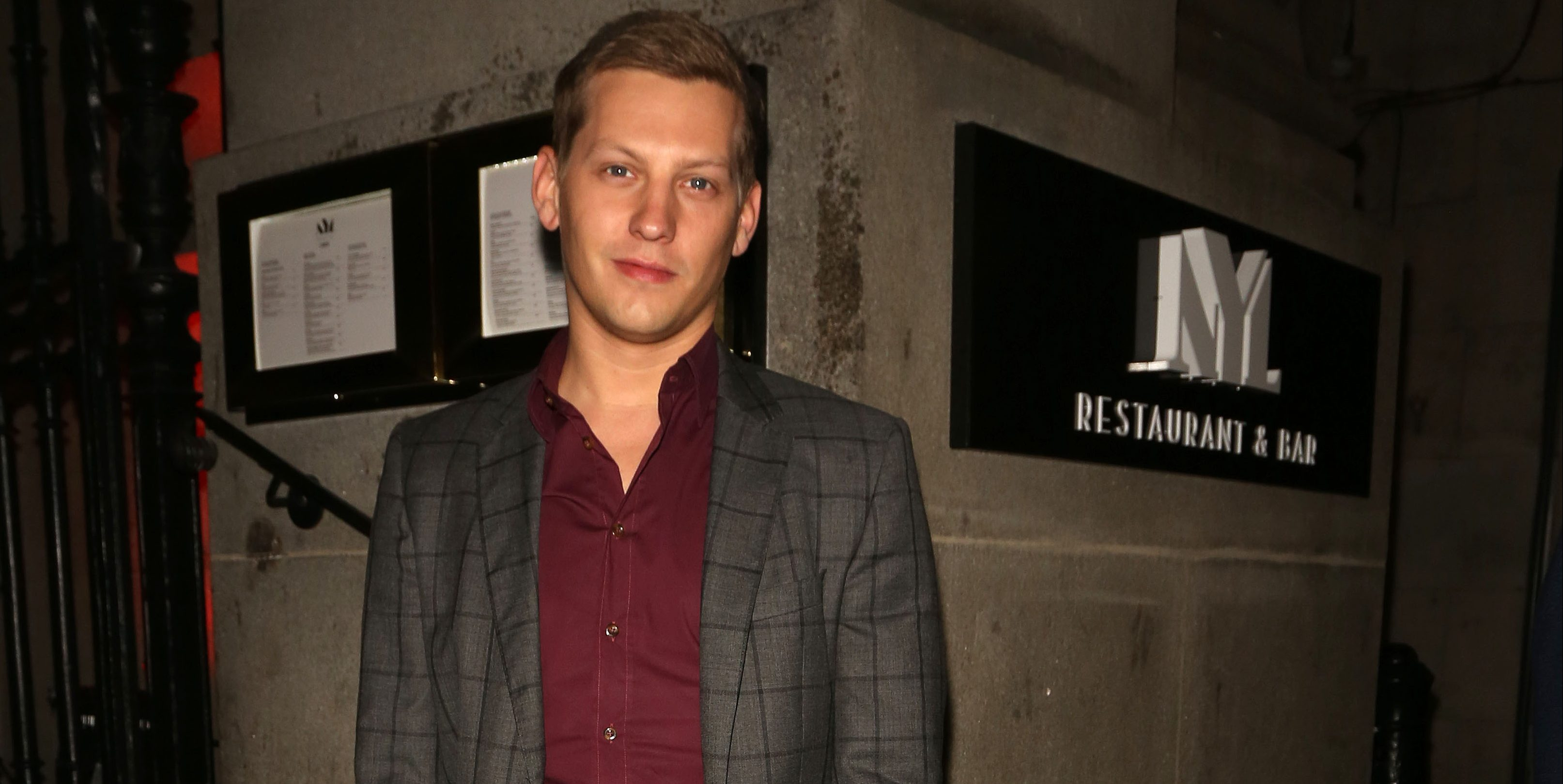 James Sutton set to make Hollyoaks comeback