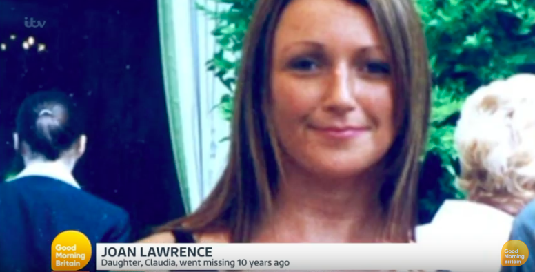 Claudia Lawrence missing GMB ITV