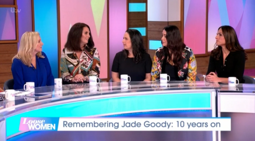 "Jade Goody's bridesmaid reveals she ""screamed"" as she told sons she was going to die"