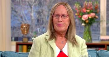 Transgender woman Katie Yeomans