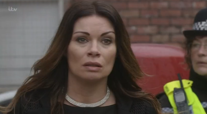 Coronation Street SPOILER: Carla to give Underworld away to her staff?