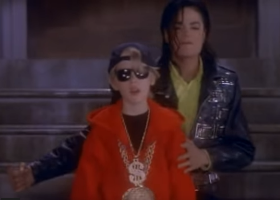 The Home Alone star has always adamantly denied any claims that Michael Jackson was inappropriate towards him
