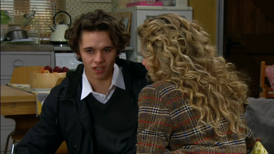 Emmerdale: Maya tells Jacob she will dump David for him