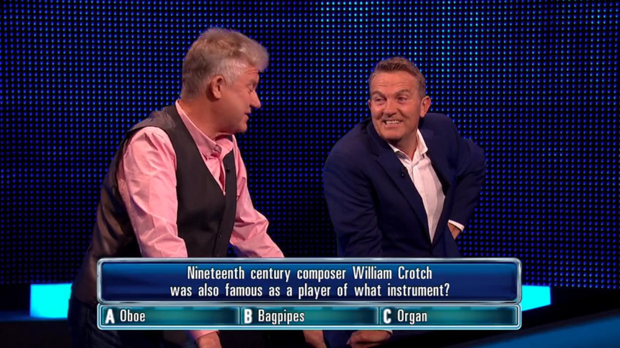 The Chase (Credit: ITV Hub)