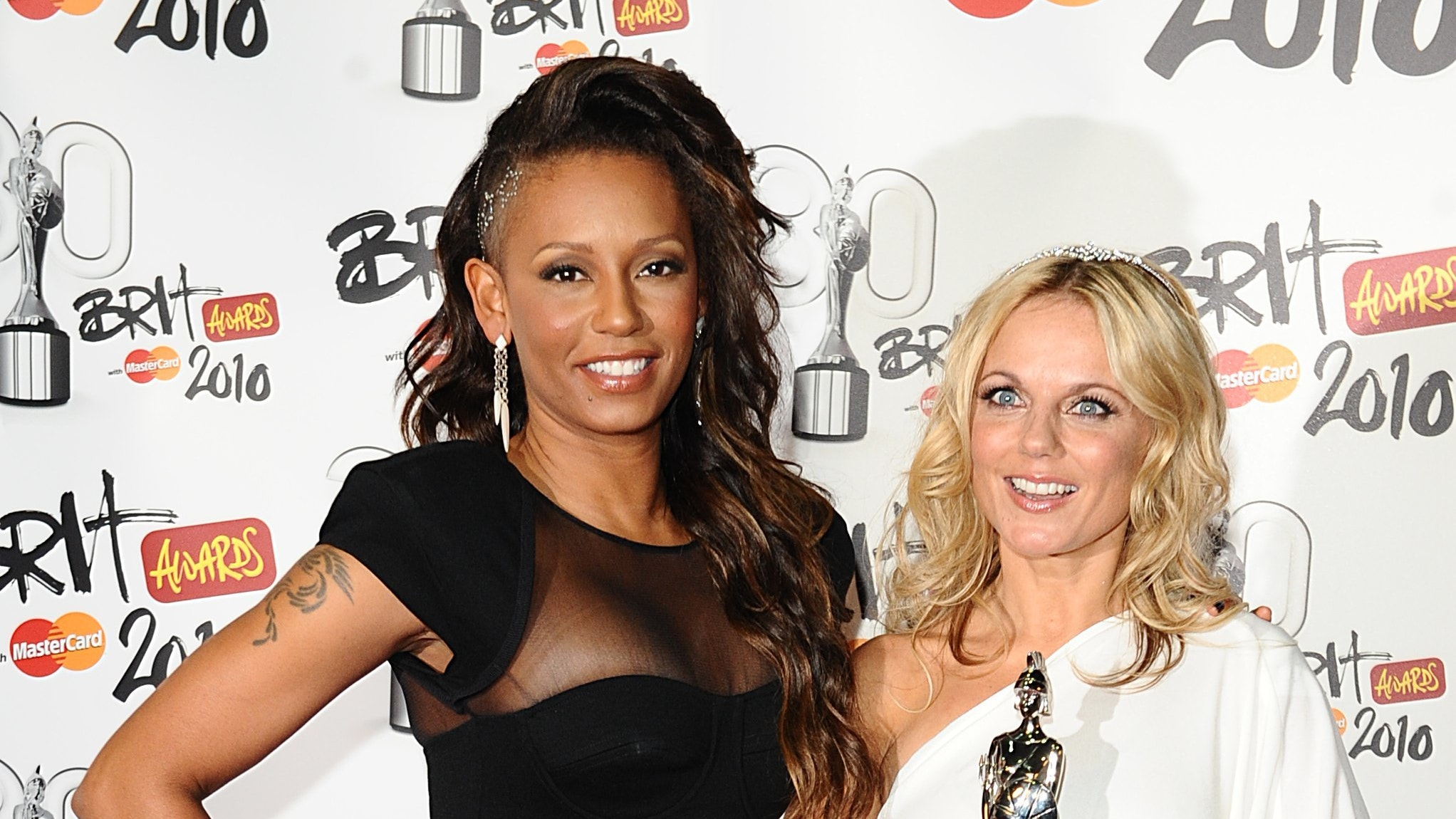 Geri Horner said Mel B had 'great boobs' in unearthed interview