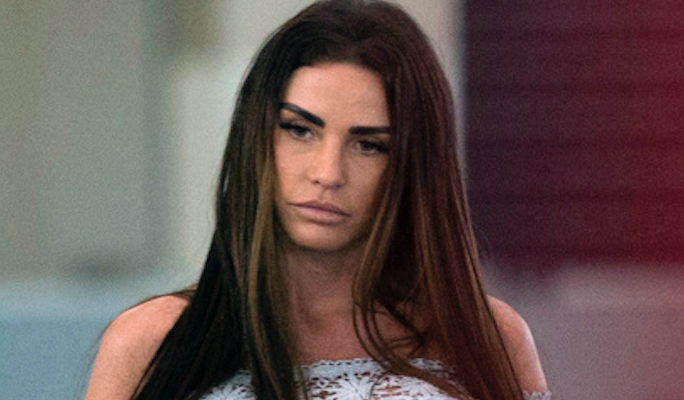 Katie Price 'suffering with anxiety and depression in silence'