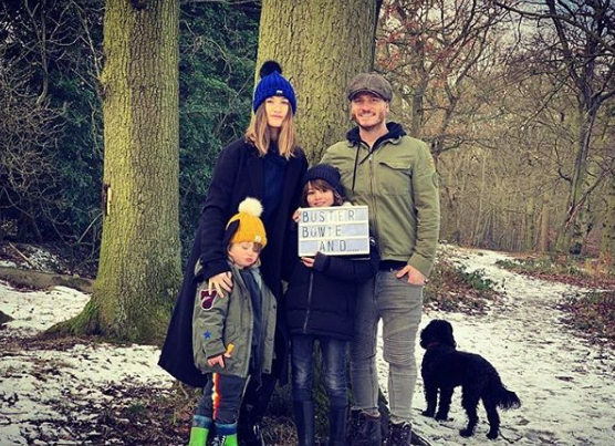 Charley Webb and Matthew Wolfenden expecting third child