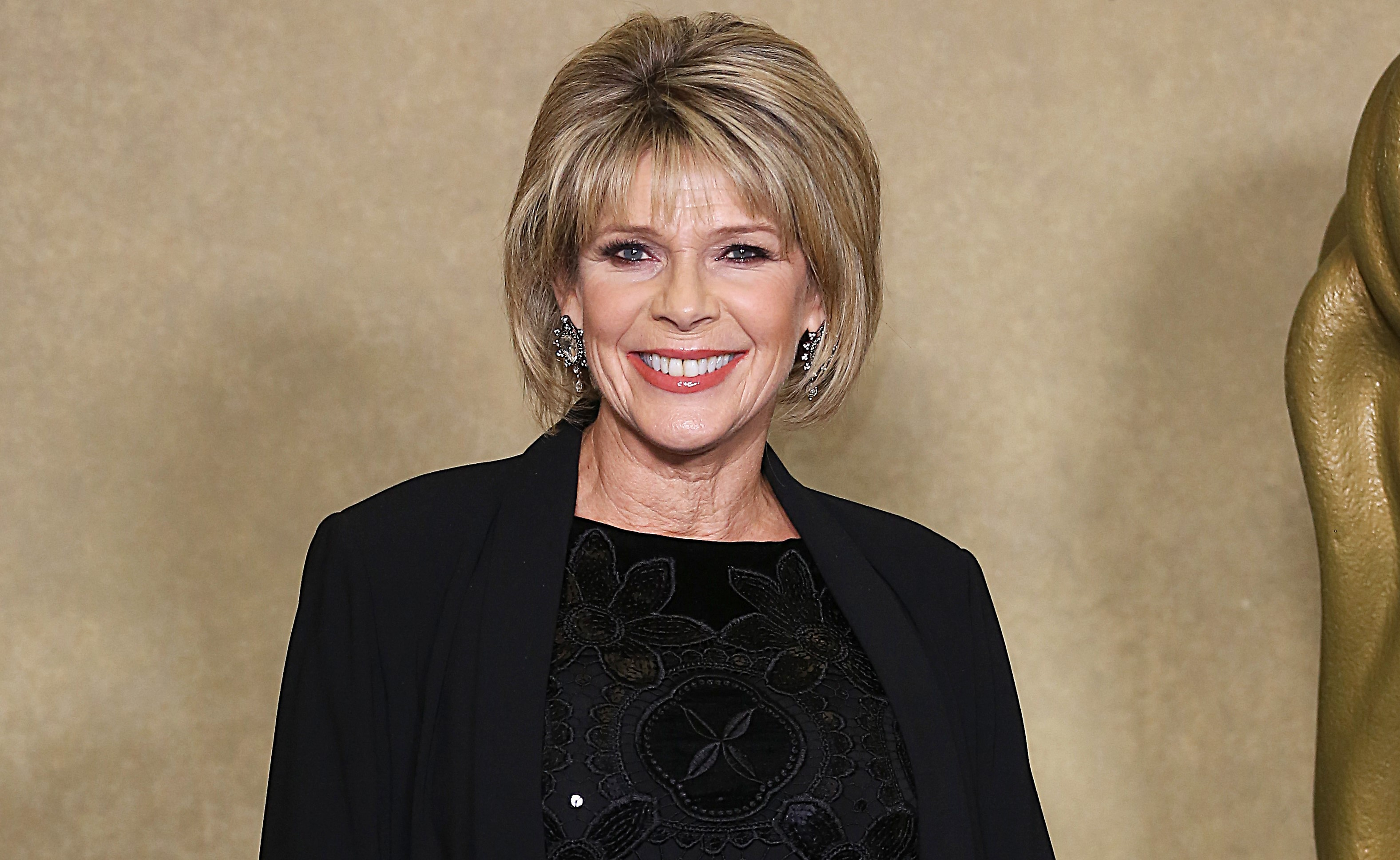 Ruth Langsford hits back at rumours she's giving up TV career to 'sell diet pills'