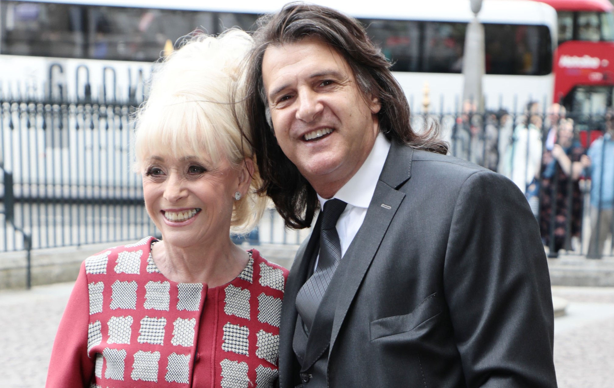 "Scott Mitchell vows to keep Barbara Windsor ""safe and loved"" as long as he can"