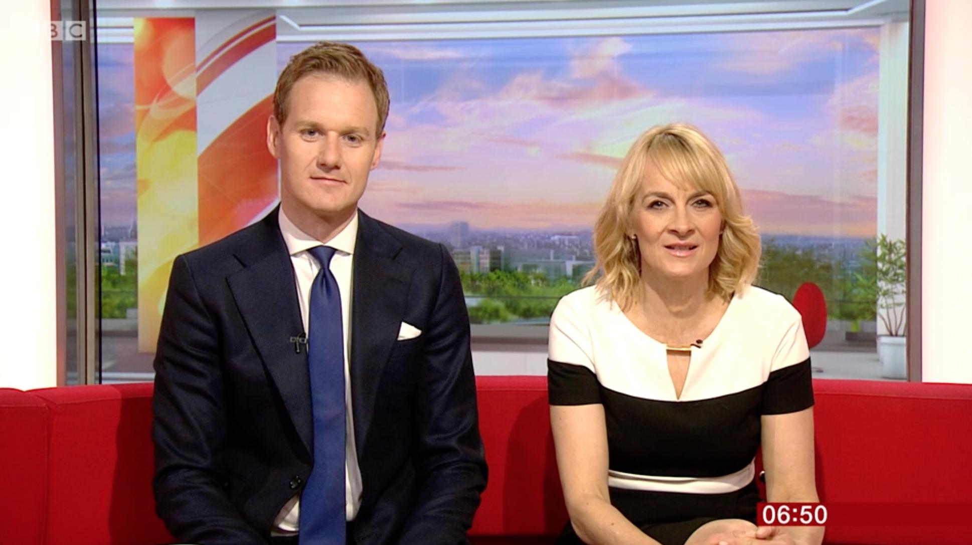 BBC Breakfast viewers repulsed by 'fatberg' segment