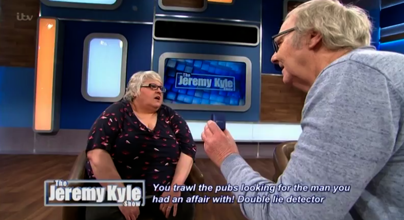 Jeremy Kyle guest proposes to 'vile' partner who mocked his erectile dysfunction