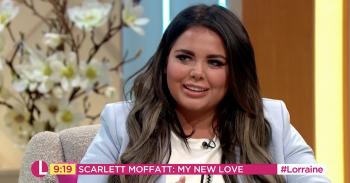 Scarlett Moffatt on Lorraine