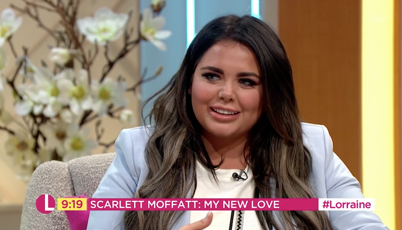 Scarlett Moffatt gushes over new boyfriend Scott