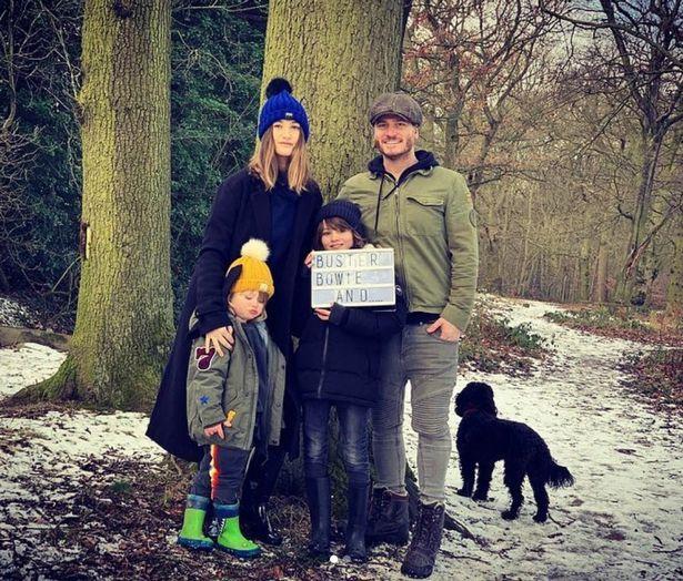 Charley Webb Matthew Wolfenden third child baby Instagram miss_charleywebb