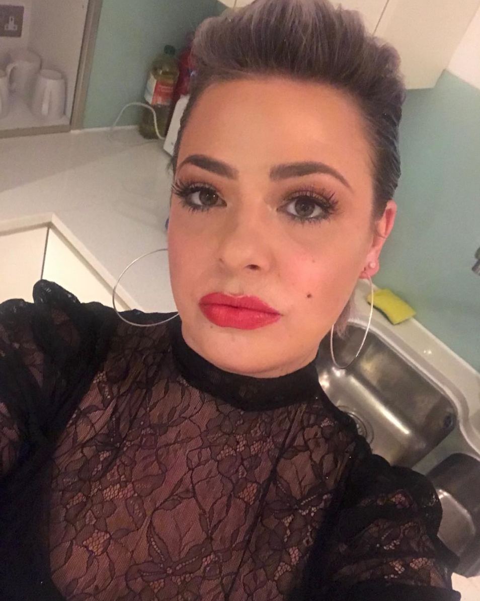Ant McPartlin's ex-wife Lisa Armstrong