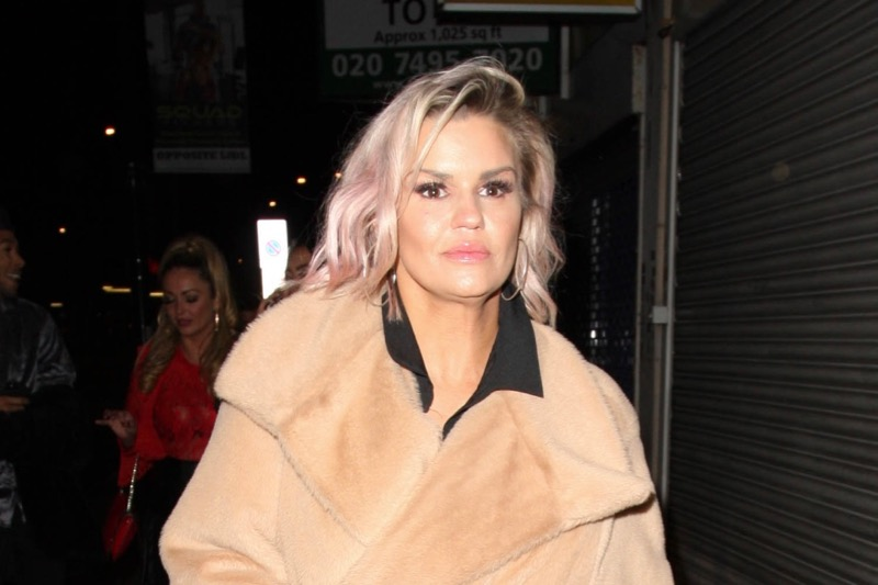 Kerry Katona slammed by fans accusing her of promoting a 'puppy farm'