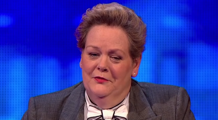 """ITV """"threatened to suspend"""" Chase star Anne Hegerty over tweet"""