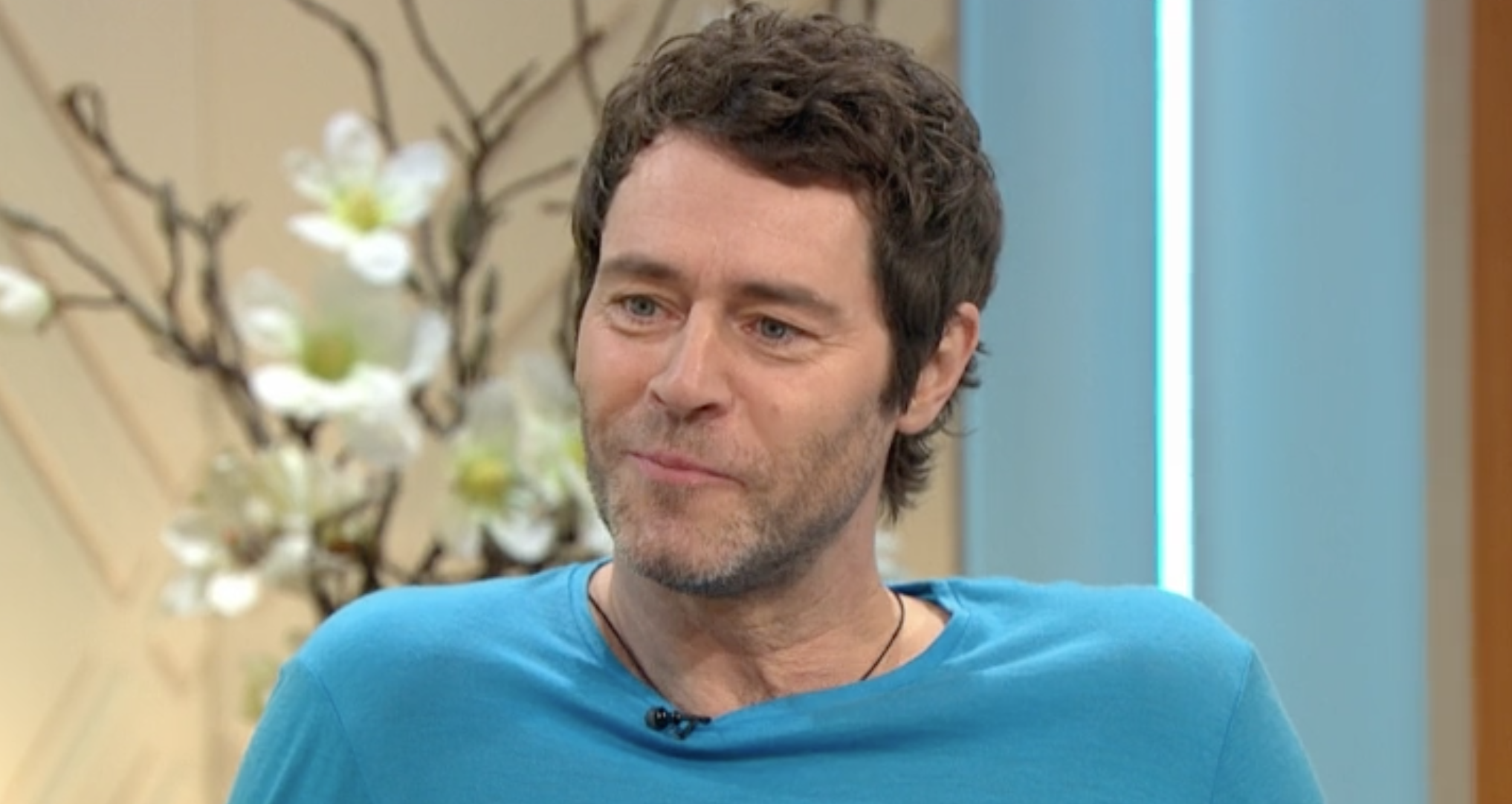 Howard Donald leaves Lorraine red-faced over blunder
