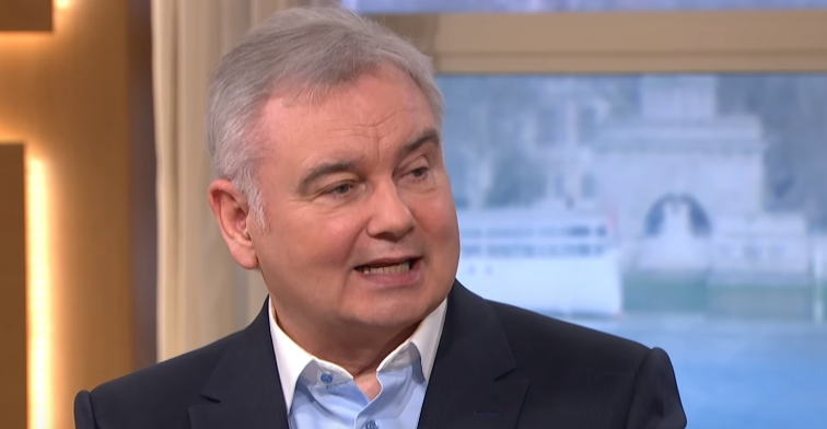Eamonn Holmes doesn't hold back in cheeky swipe at Strictly's Anton du Beke
