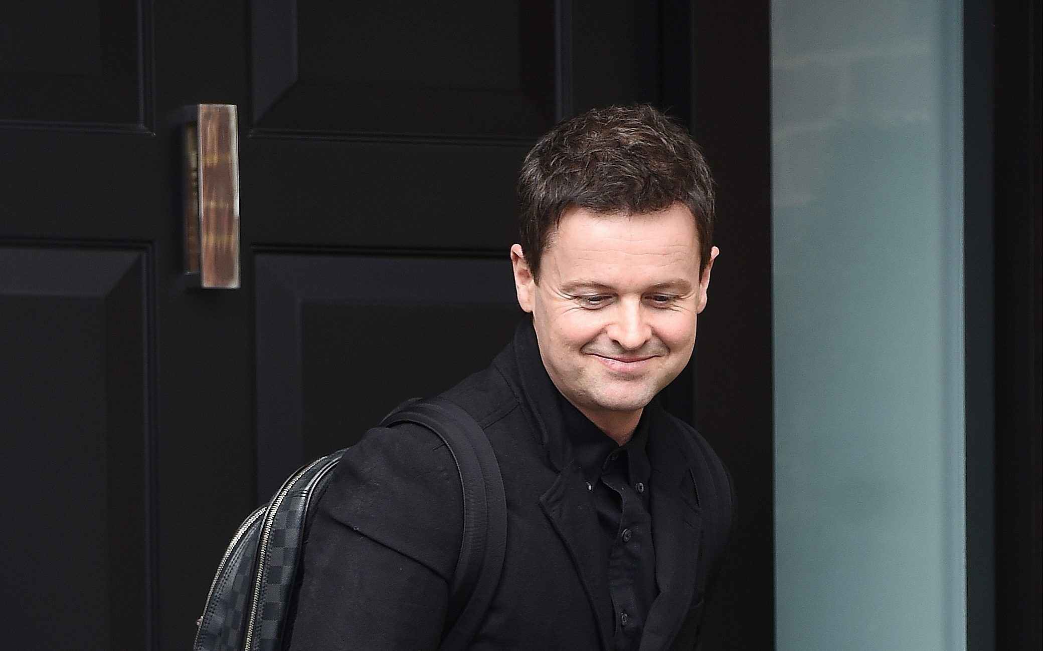 Declan Donnelly admits he's in therapy to cope with destabilising time