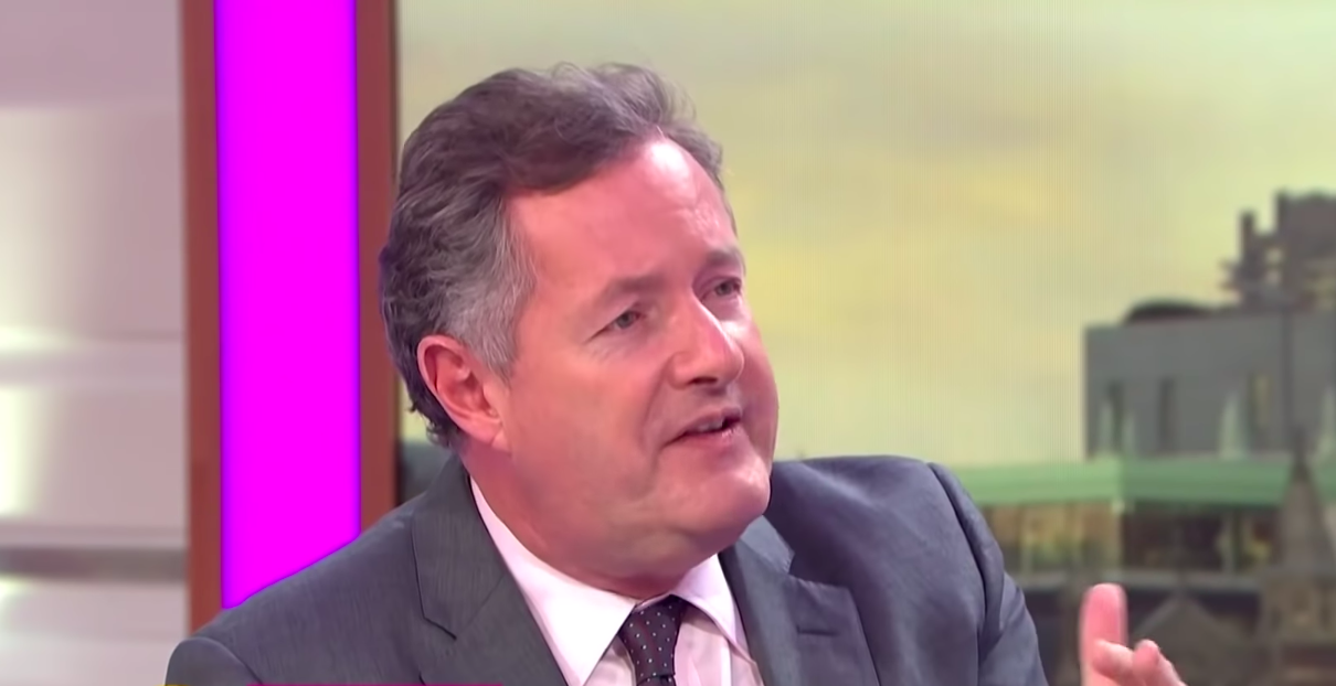 Piers Morgan's son takes cheeky swipe at dad on his 54th birthday