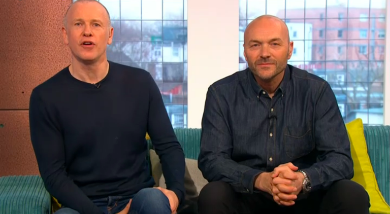 Sunday Brunch forced off air during today's show