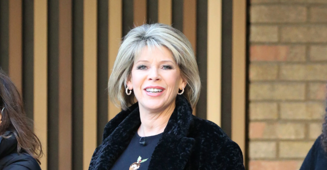 Ruth Langsford pays tribute to 'wonderful' mum Joan