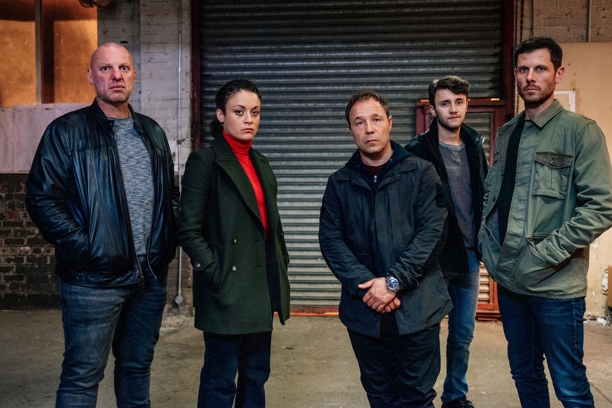Rochenda Sandall as McQueen in Line of Duty series five (Credit: BBC One)