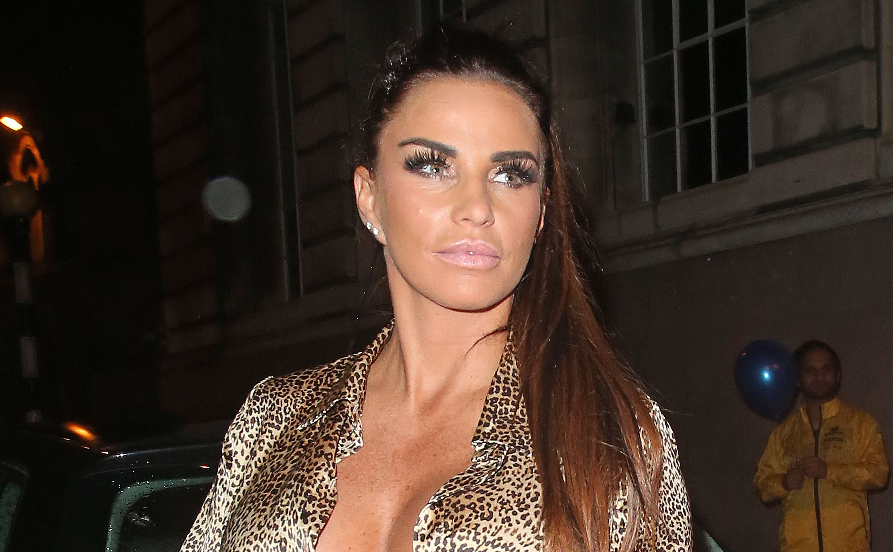 Katie Price is reportedly training to become a PARAMEDIC