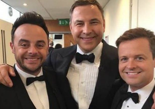 "David Walliams recalls ""emotional"" moment Ant and Dec reunited on BGT"