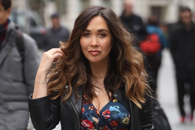 Myleene Klass shares video of daughter paying tribute to single mums