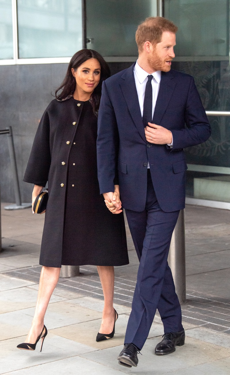 Harry and Meghan (Credit: splashnews.com)