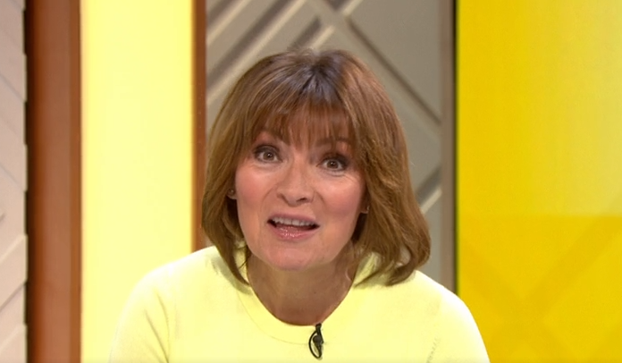 """Lorraine Kelly had her year """"made"""" after being mentioned on Coronation Street"""