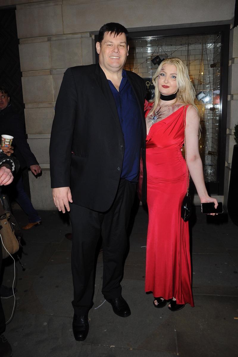 Mark and Katie Labbett (Credit: Flynet - SplashNews / SplashNews.com)