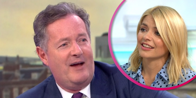 Piers Morgan launches another astonishing rant at Holly Willoughby after she trashed his Life Stories set