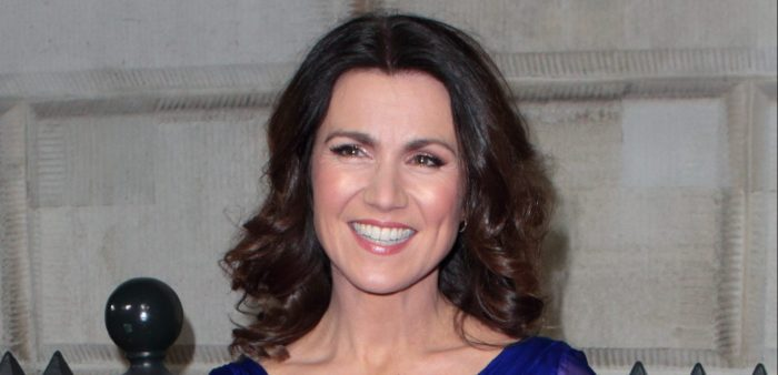 Susanna Reid 'has lost two stone' since cutting out booze and snacking