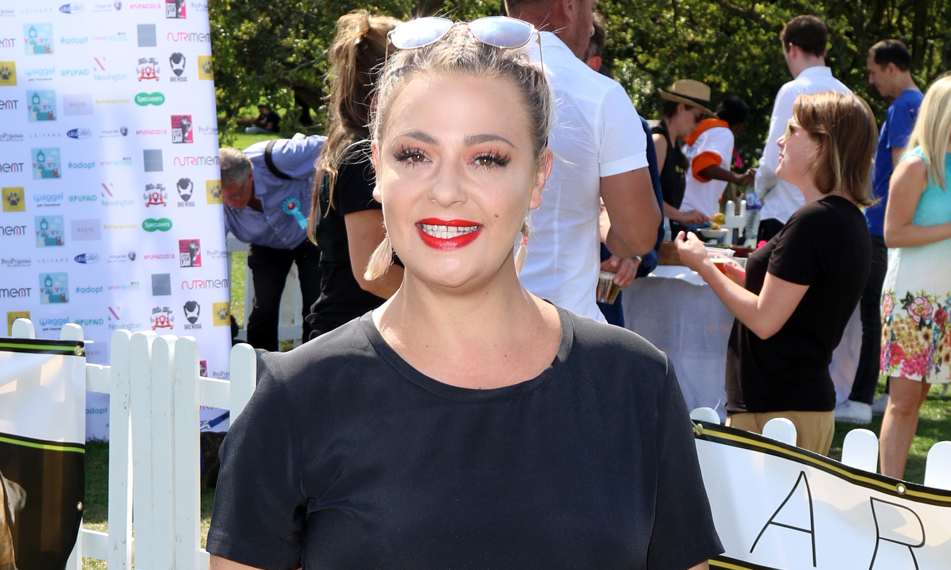 Lisa Armstrong hints she paid no attention to TV documentary about ex Ant McPartlin