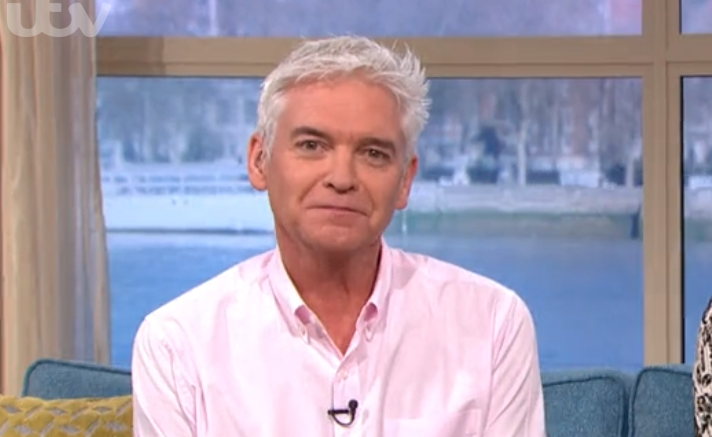 Phillip Schofield reveals surprising secret behind his youthful look
