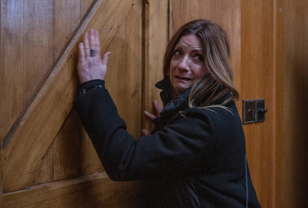 Emmerdale SPOILER: Harriet in danger as she is locked up by her stalker