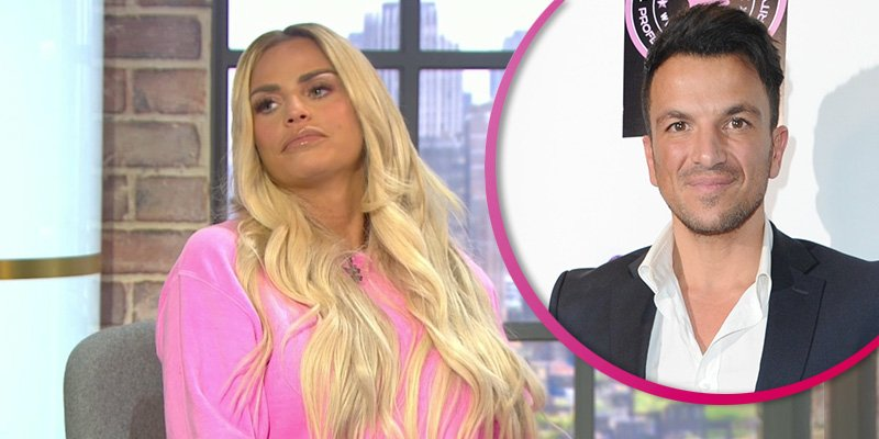 Katie Price claims her marriage to Peter Andre wasn't 'real'